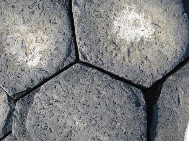basalto - disyuncion columnar