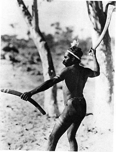 bumerang indio
