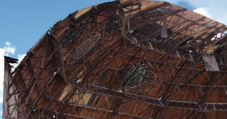 NUBE DE PUNTOS cúpula 1
